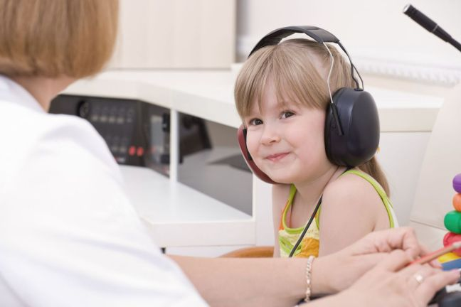 ضعف السمع مسقط